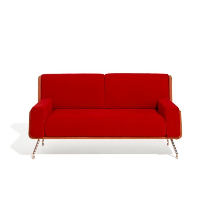 Architecture & Associés sofa  Knoll - Version Contract