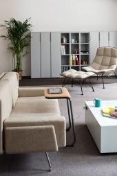 Architecture & Associés sofa Knoll - Contract Version