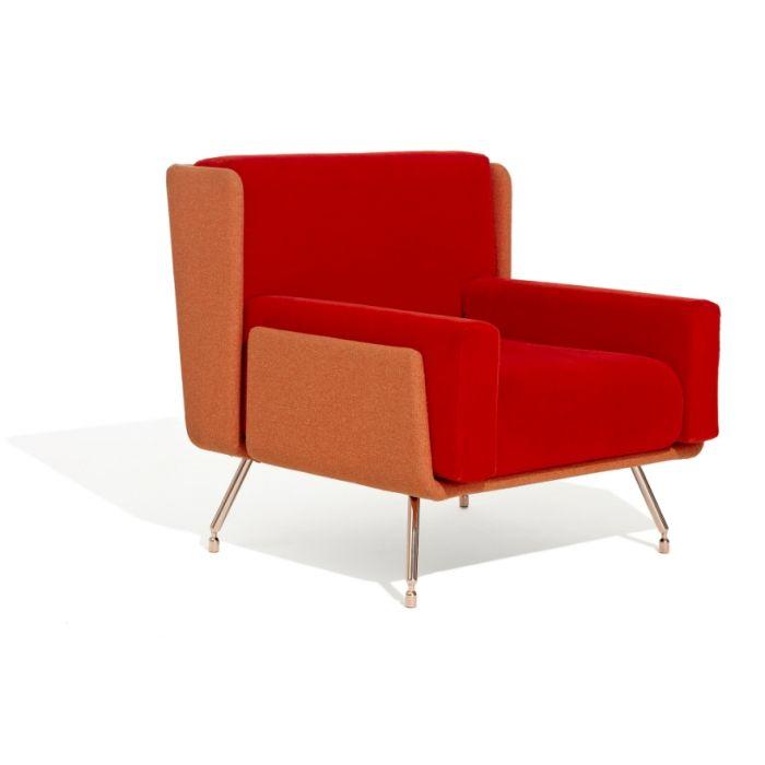 Architecture & Associés fauteuil Knoll