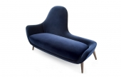 Mad Chaise Longue Poliform