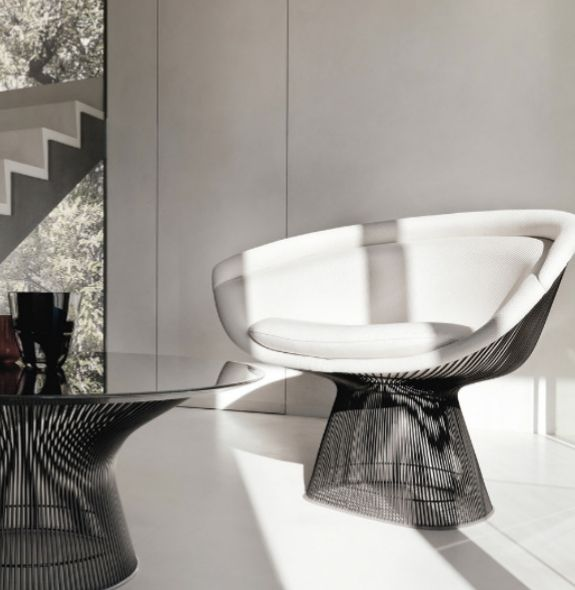 Surprising Platner Armchair Knoll Armchairs And Sofas Spiritservingveterans Wood Chair Design Ideas Spiritservingveteransorg