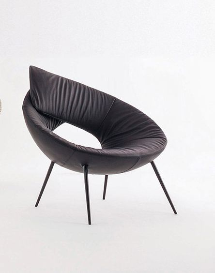 Lock Soft Armchair Bonaldo
