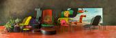 Banjooli chaise Moroso