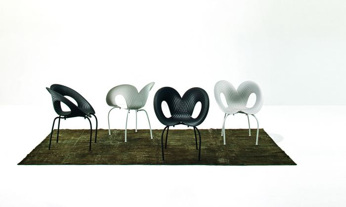 Ripple chair Moroso