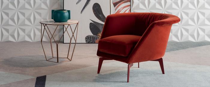 Lovy armchair Bonaldo
