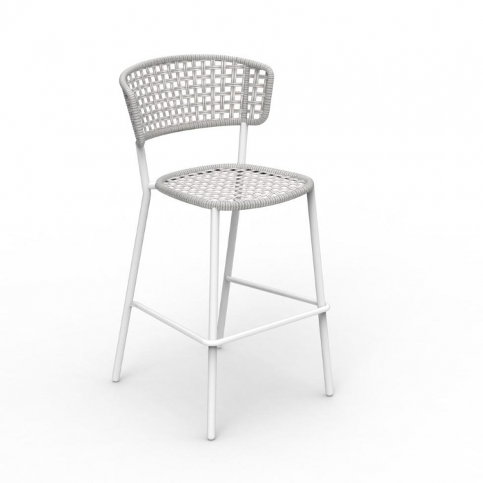 Moon / Alu Talenti Bar stool