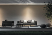 Cleo / Alu Talenti sofá