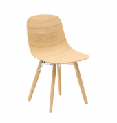 PURE LOOP 3D WOOD WOODEN LEGS