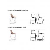 Pure loop binuance stool Infiniti