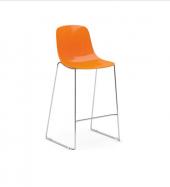 Pure loop bar stool