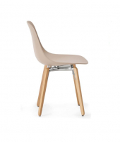 Pure loop mono wooden legs