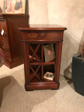 """Revolving bookcase """"Minuetto"""" Frame - outlet"""