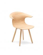 Loop 3D wood wooden legs