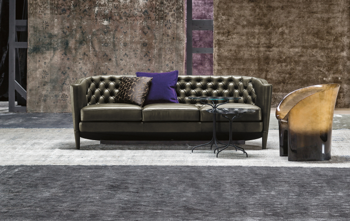 Rich divano Moroso