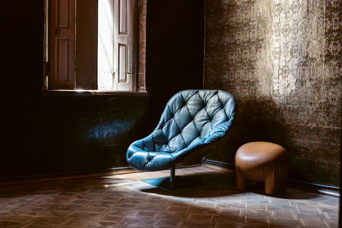 Bohemian armchair Moroso