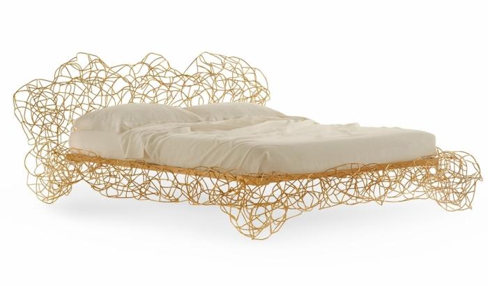 Corallo Edra - Bed