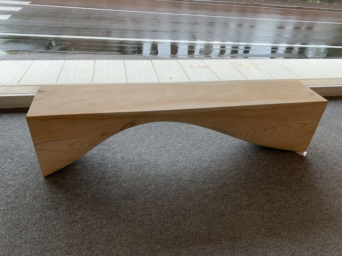 Curve Bench Riva 1920 - outlet