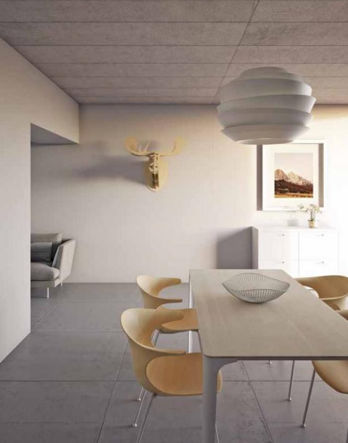 Loop 3D wood Infiniti office