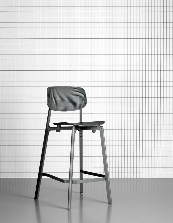 Colander Stool Outdoor Kristalia