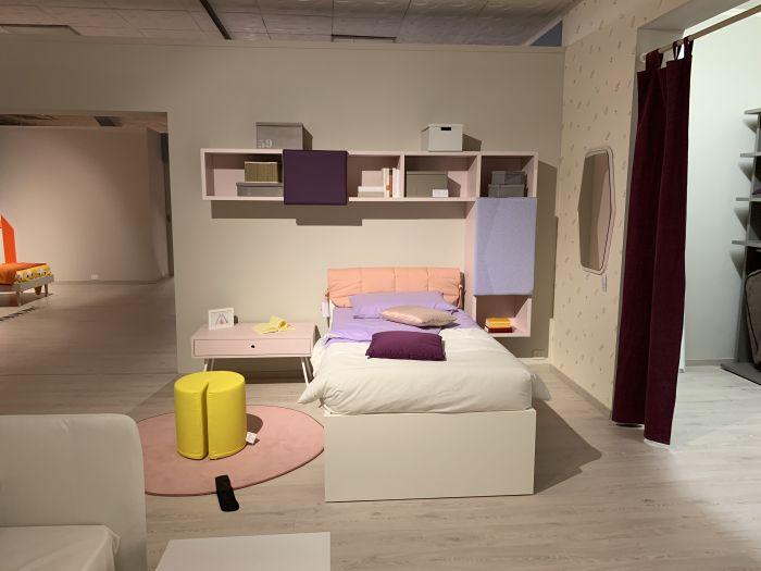 Composición D del dormitorio Nidi - outlet
