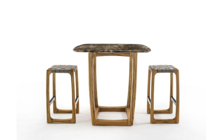Bungalow Bar Table Riva 1920