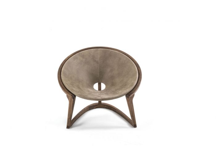 Yin & Young  Collection Lounge Chair Riva 1920
