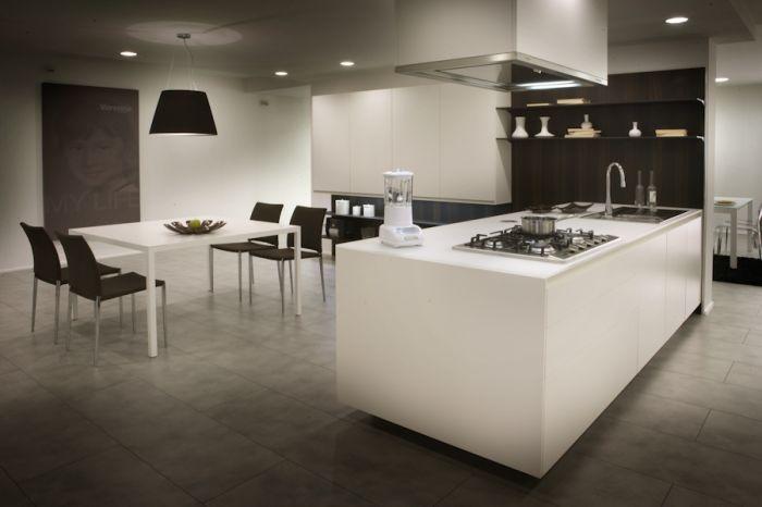 Cucina Twelve + My Planet    Varenna Poliform - outlet