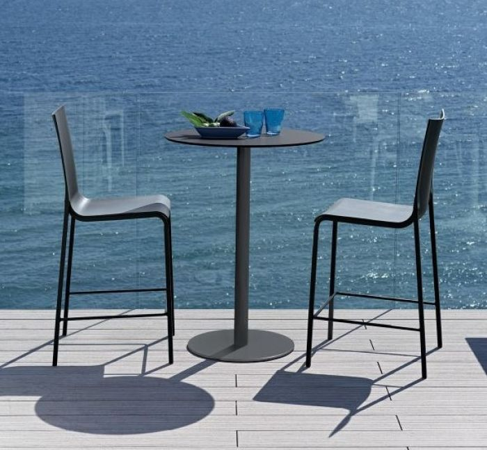 Eva stool Bontempi - outdoor