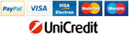 Credit card with Unicredit bank